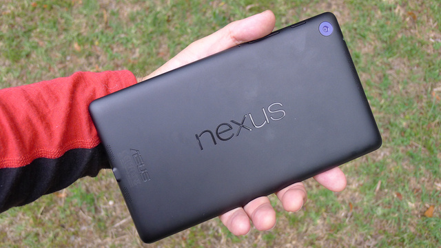 Nexus 7 2013 Review: The Best Small Tablet, Even Better