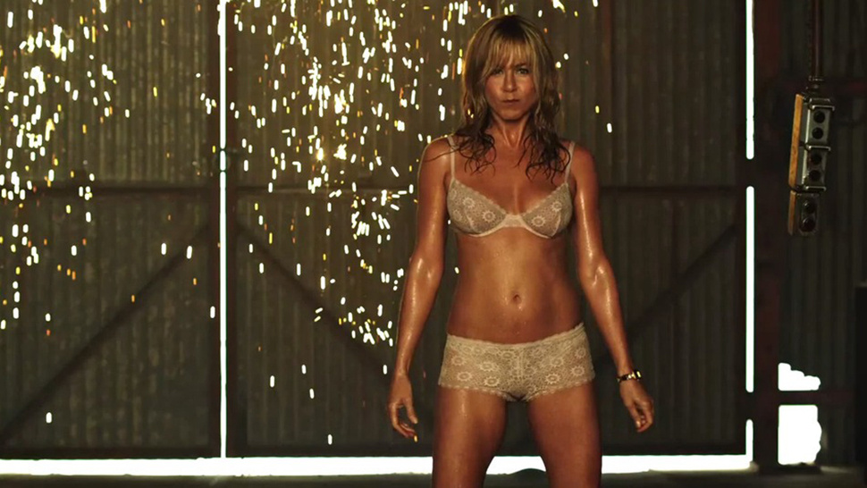Jennifer Aniston's Stripper Diet: Kale, Kale and More Kale