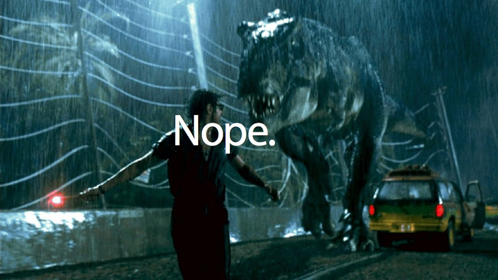 The Entire Premise Of Jurassic Park Is Wrong Because Of Mosquitos