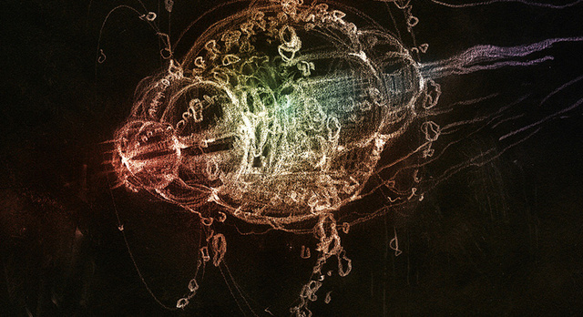 These Renderings of HIV Show That a Deadly Virus Can Be Beautiful