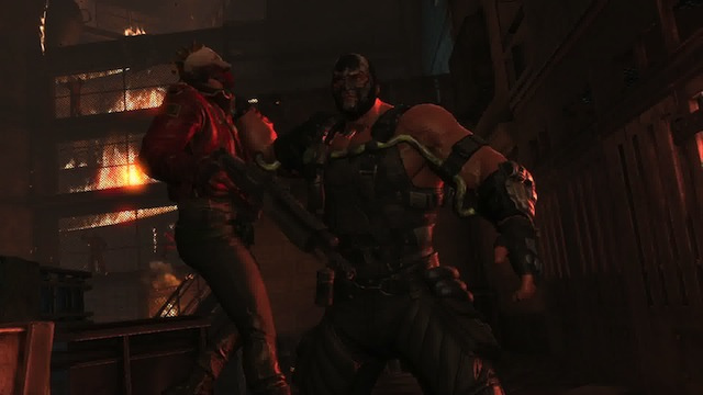 Batman Arkham Origins Multiplayer Joker Arkham Origins' Multiplayer is