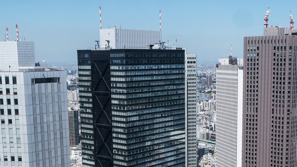 Tokyo Will Retrofit Its Skyscrapers To Prep For the Next Big Quake