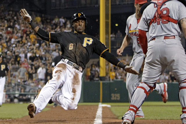 The Pirates Might Just Sweep A Five-Game Series From The Cardin…