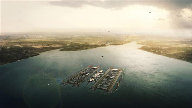 These Are the Floating Airports of Our Dreams
