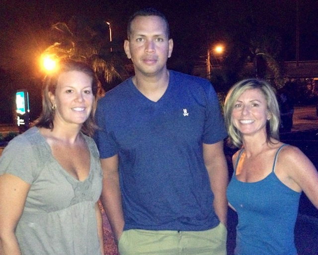 Photoshop Contest: A-Rod Out On The Town