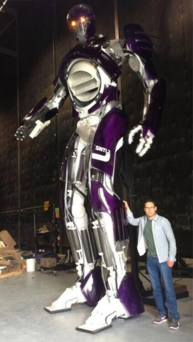 First Full View of  the New X-Men Sentinel: Holy Crap They Nailed It