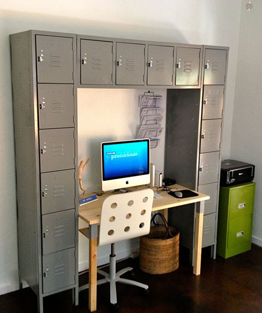 The Locker Workspace
