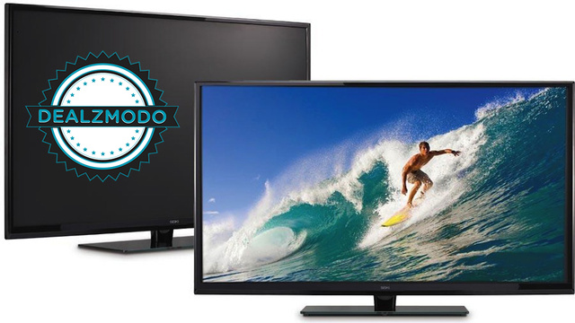 "Dealzmodo: 39"" 4KTV Under $700, Xbox 360 E and Wii U Deluxe, NOOK"