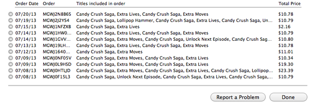 Holy Shit I Just Spent $236 on Candy Crush, Help
