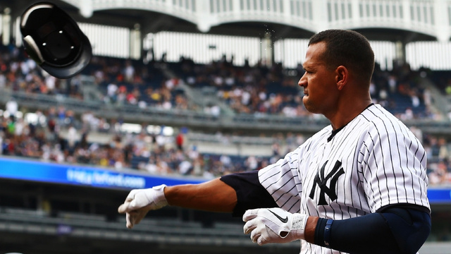 A-Rod's Already Serving a Suspension—in a Video Game