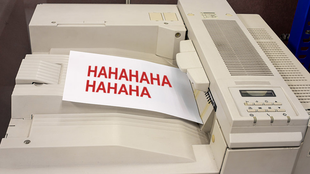 Some Xerox Copiers Are Going Rogue and Changing Numbers for Fun