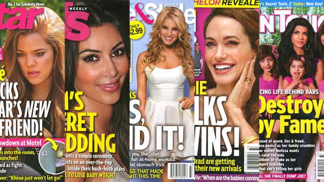 The Week in Tabloids: Christina & Britney Try to Out-Skinny Each Other