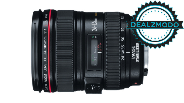 Dealzmodo: Canon 24-105mm, Haswell, PS3 Bundle, Battlestar Galactica
