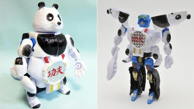These Transformers Might be Fake, But They're Still So Cool