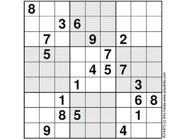 Sudoku is easily the most played and most analyzed puzzle in the world ...