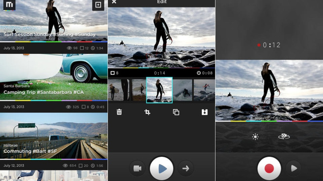 MixBit: A New Vine-Like Video Sharing App by YouTube's Co-Founders