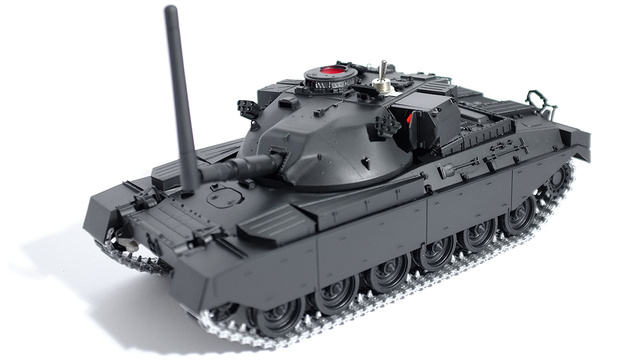 This RC Tank Jams Enemy Wireless Signals in a 50 Foot Radius
