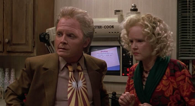 "How Back to the Future II's ""old"" make-up compares to actual aging"
