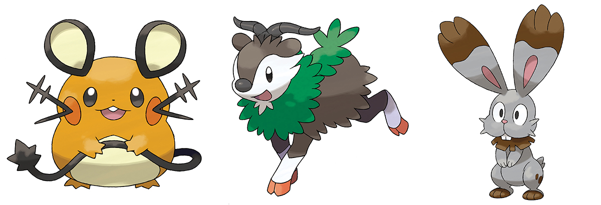 Here's How Pokemon X And Y's New Mega Evolutions Work