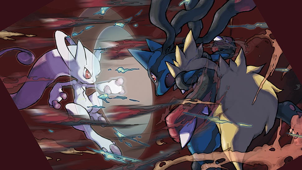 Report mewtwo has more than one mega evolution in pokemon x and y kotaku australia - Mewtwo y mega evolution ...
