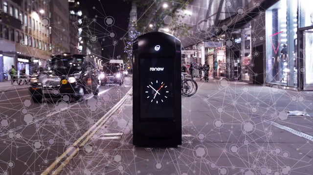 Brave New Garbage: London's Trash Cans Track You Using Your Smartphone