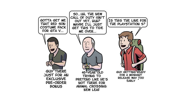 These Are The 13 Types Of People You Meet At Gamestop