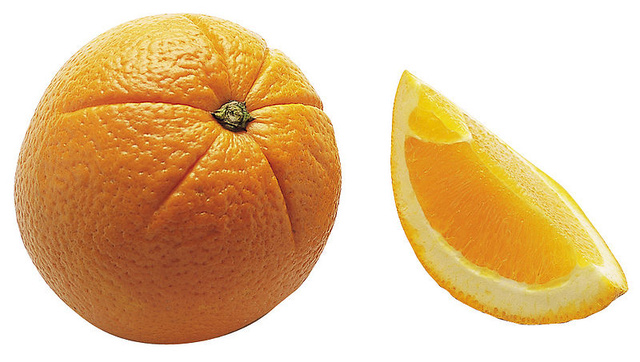 Everything you know is wrong: Oranges aren't orange.