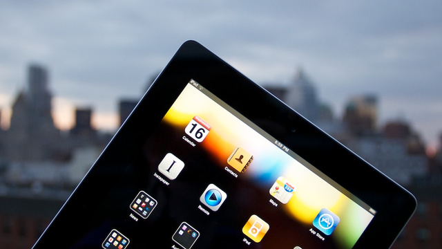 WSJ: The Next iPad Will Use iPad Mini's Thin, Light Display Technology