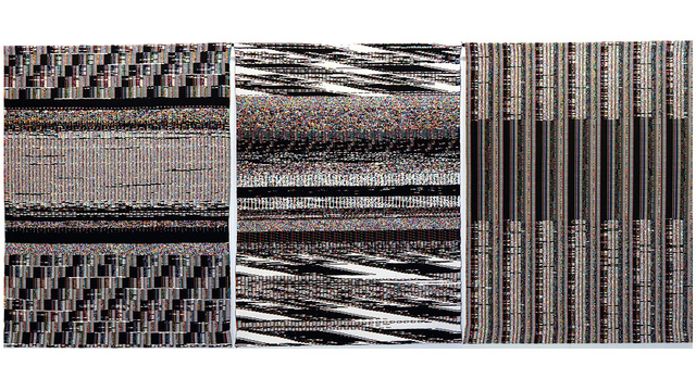 Beautiful Tapestries Woven From Your Computer's Raw Data