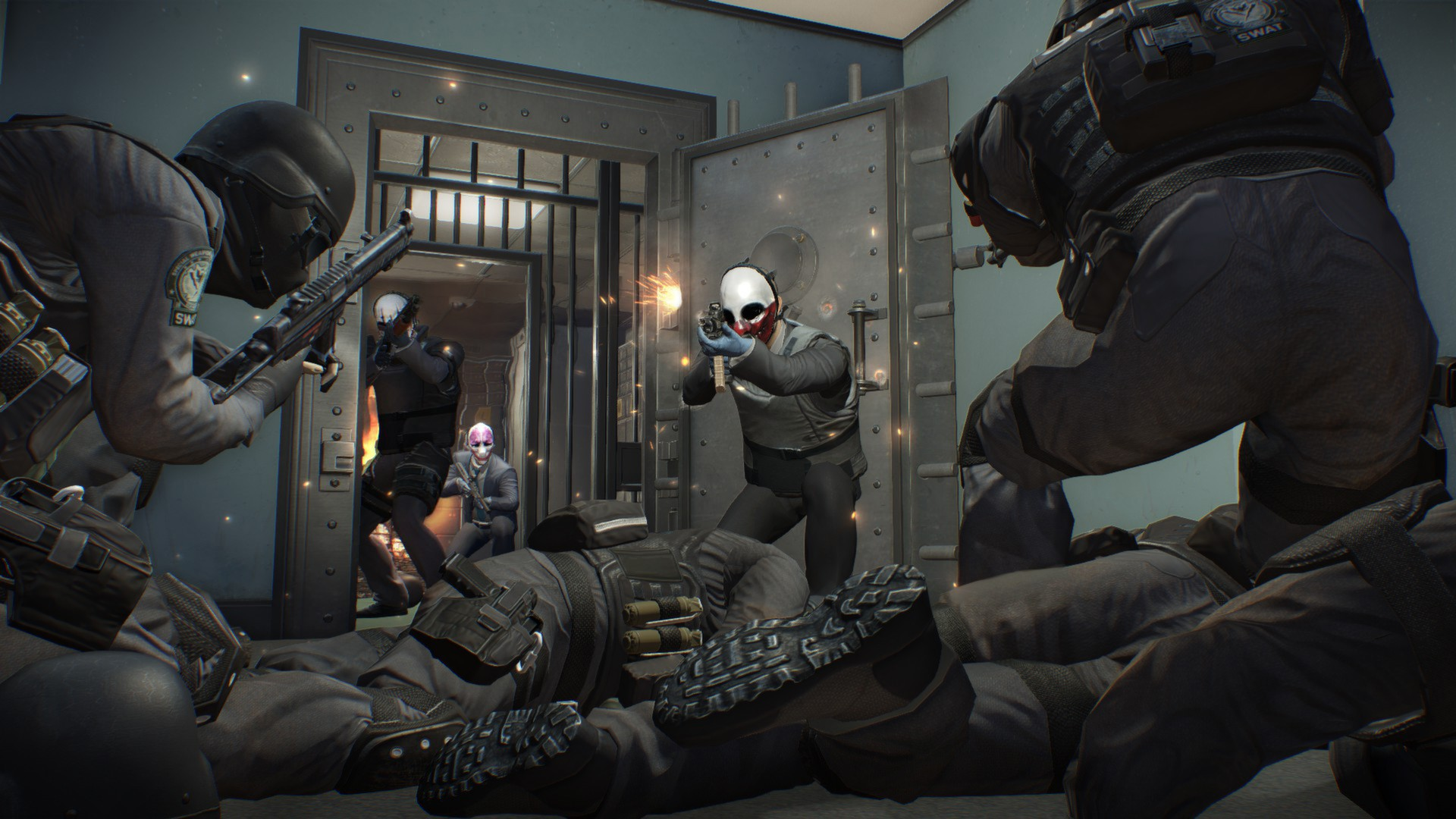 Payday 2: The Kotaku Review