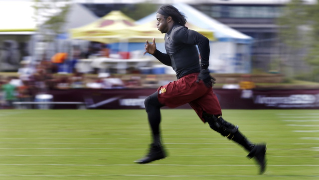 Robert Griffin III Wants To Play, And Mike Shanahan Won't Let h…