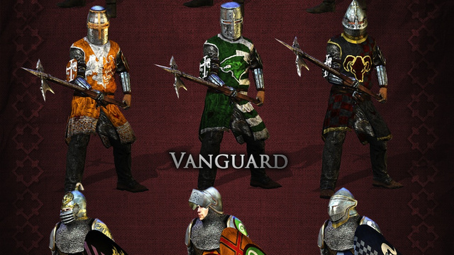 Now You Can Paint Your Chivalry Character Pretty, Pretty Colors - Chivalry: Medieval Warfare