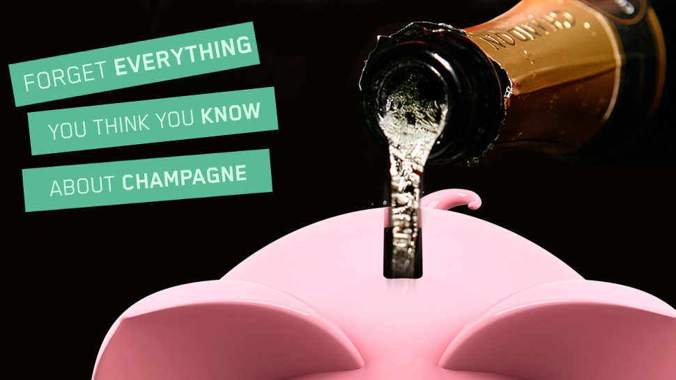 ku bigpic - Drink Champagne without becoming poor