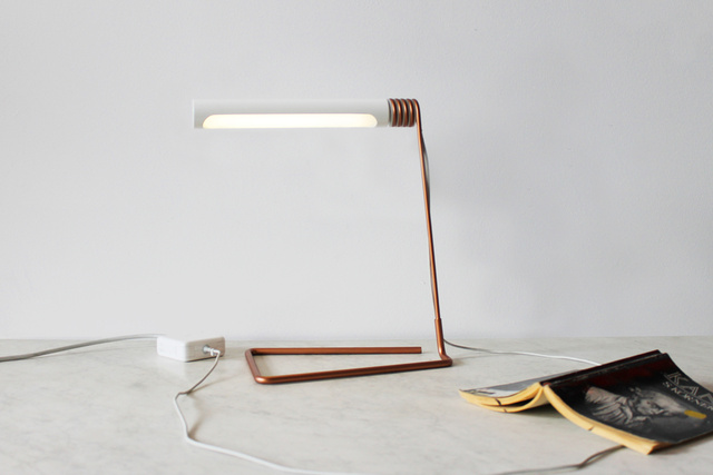 Your Busted Apple MagSafe Cords Power These Clever Lamps