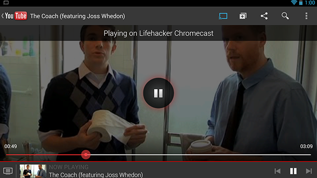 How to Turn An Android Phone Into a Chromecast for Free with CheapCast