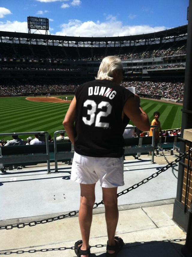 Behold, The Ultimate White Sox Fan