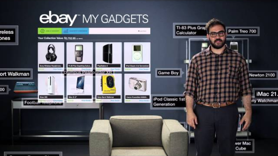 eBay's My Gadgets Organizes Your Tech to Make It Easier to Sell