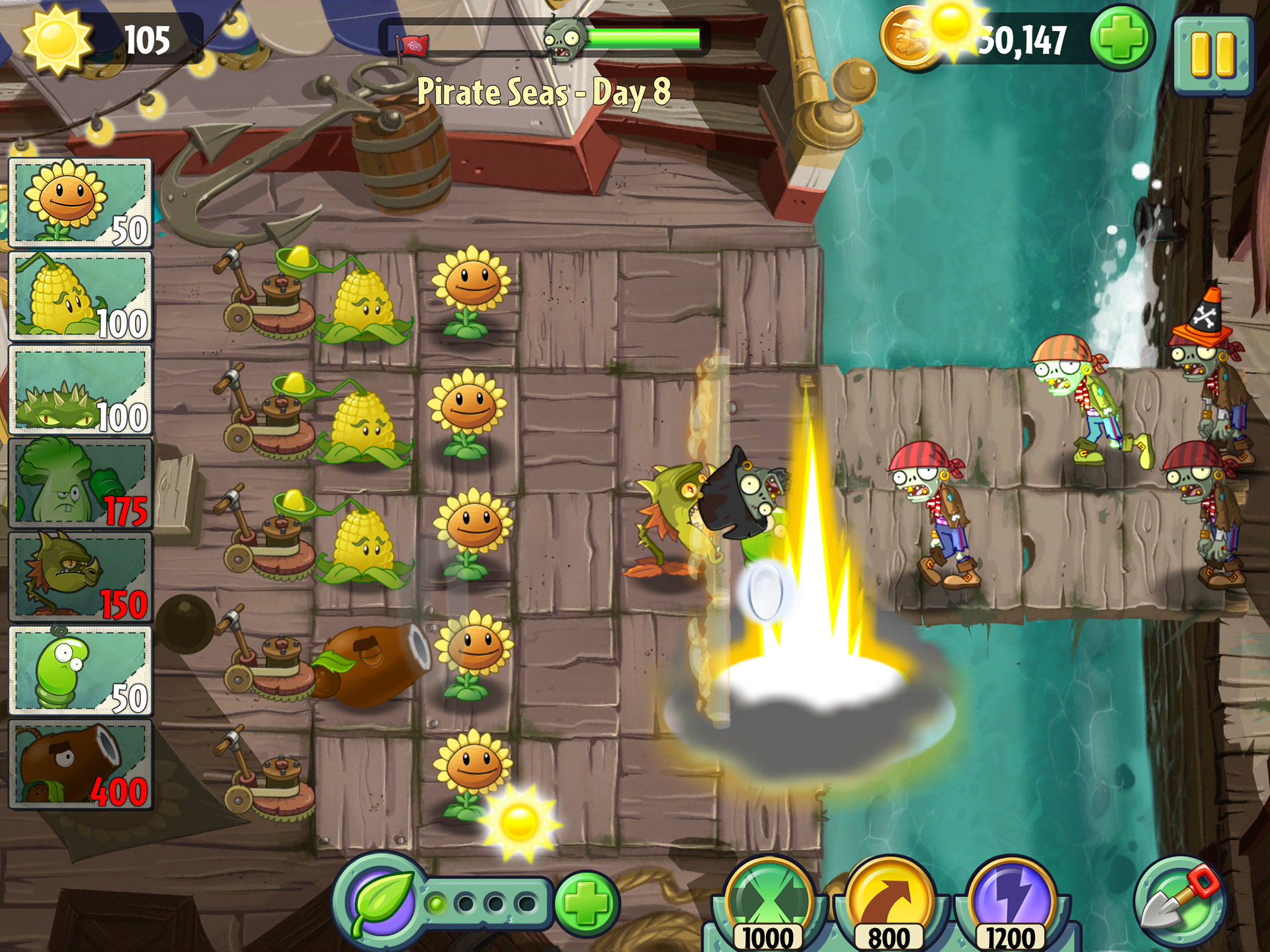 Plants Vs. Zombies 2 Is Free-To-Play That's Better Without Paying