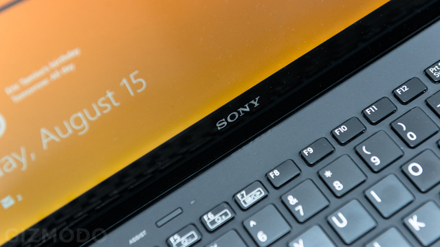 Sony Vaio Pro Review: Climbing a Steeper Grading Curve
