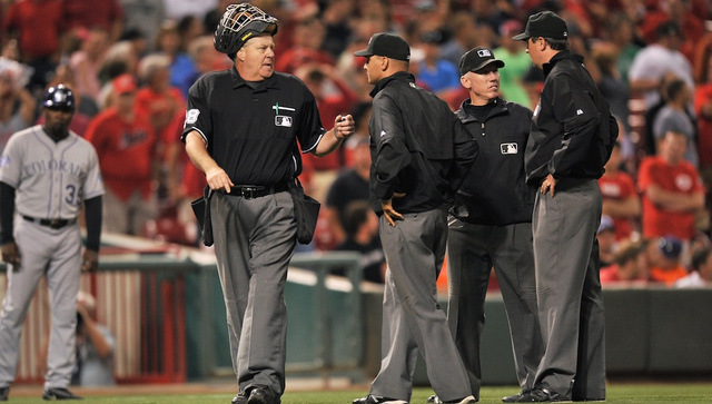 Baseball's New Replay System Will Include Manager Challenges