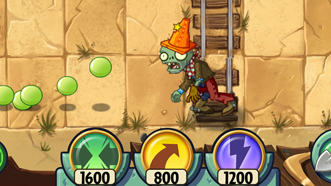 The three new power-ups introduced in Plants Vs. Zombies 2 are total