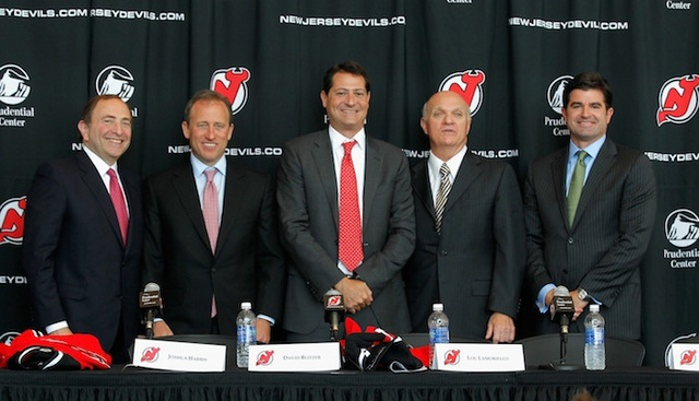 A group led by 76ers owner Josh Harris and David Blitzer has pu…