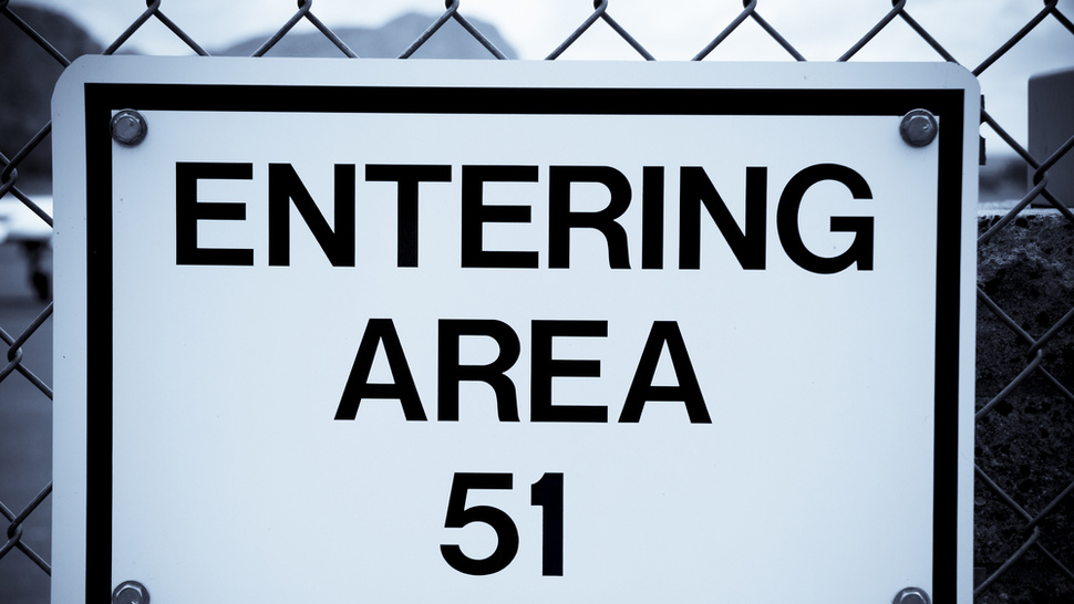 US Government Finally Admits: Yes, Area 51 Exists