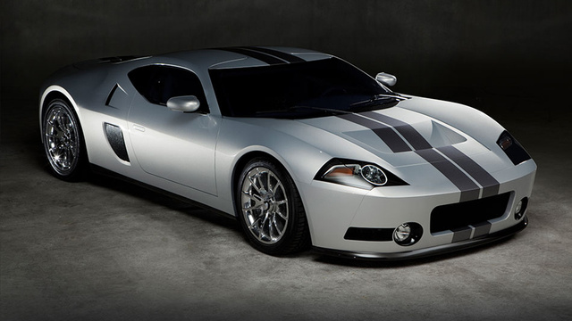 Leaning Heavily Styling Wise On The Shelby Gr  Concept That Was Introduced  Years Ago Jalopnik Com The   Horsep Ury