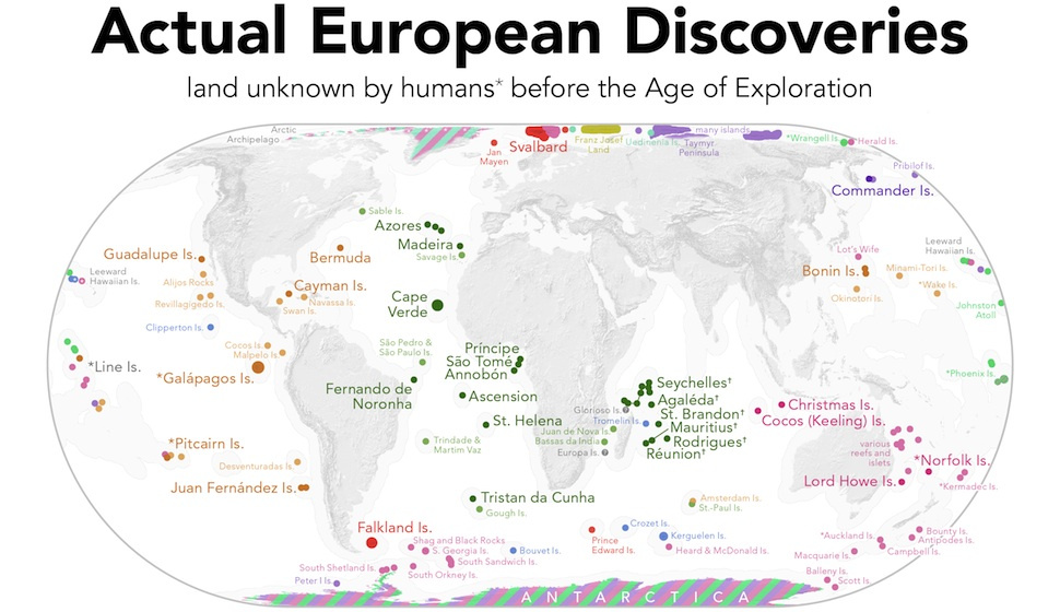 before the age of exploration The age of discovery was a period of time between the 1400s and 1600s it has also been called the age of exploration during this time, europeans engaged in unprecedented levels of exploration.