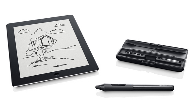 Wacom Cintiq Companion: Windows 8 and Android Tablets For Artists Only