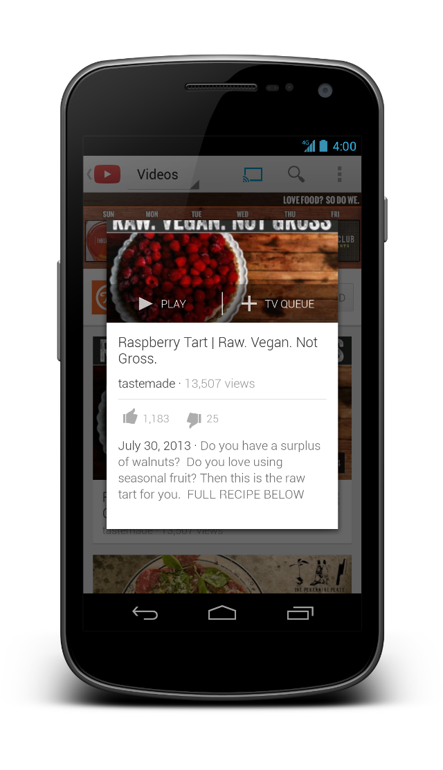 YouTube's Getting a Fantastic, Functional Makeover on Android