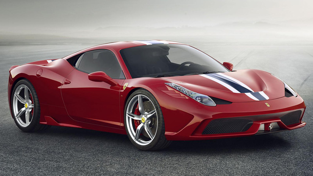The Ferrari 458 Speciale Is Here And It's Hardcore