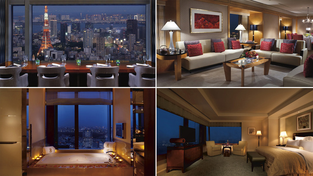 The Most Expensive Hotel Rooms in the World's Most Expensive Cities