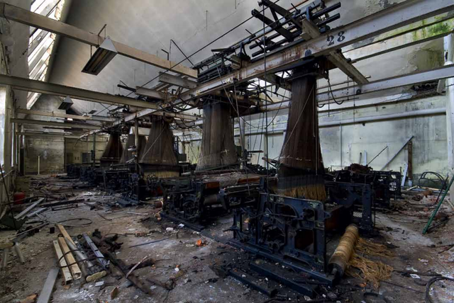 An Ephemeral Tour of Europe's Abandoned Industrial Ruins